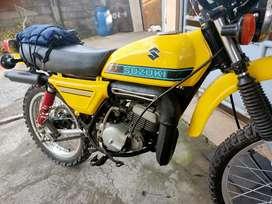 Jual Suzuki Ts 100
