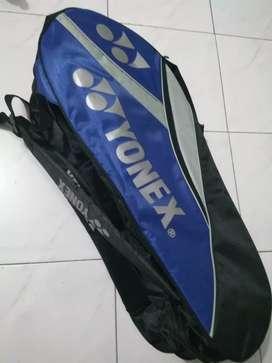 Tas raket yonex besar jumbo ras badminton yonex bukan lining victor rs