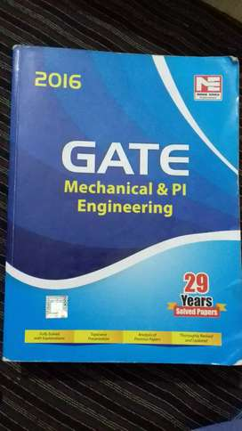 MADE ESAY GATE Mechanical and PI Engineering book