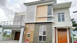 Rumah di Lingkungan Nyaman Tepi Jalan Raya Purwomartani Kalasan