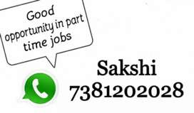 Part time jobs AVvailable