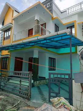 3 bhk 1450 sqft new build house at kalamassery near thevakal