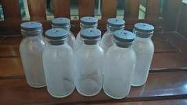 Botol kaca asi baru