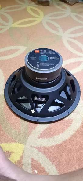 JBL Speaker Subwoofer 12inch Double Coil Stage 1210D + Box