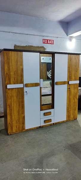 5 DOOR WARDROBE add 789