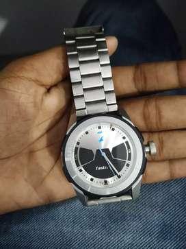 Fast track watch