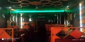 Waiter restaurant and bar