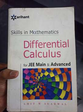 Differential calculus - arihant / JEE mains and advanced