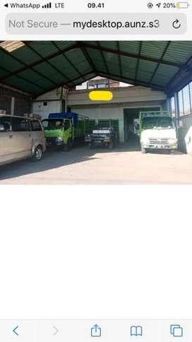 Dijual Gudang di Sempidi