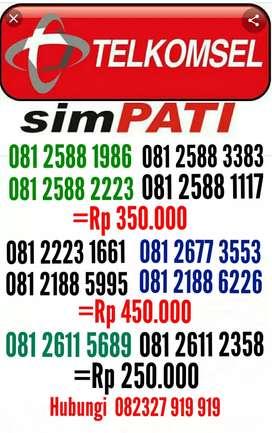 SimPati 11 digit nomor super