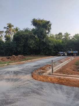 5 cents land in a residential colony for sale near MGM College