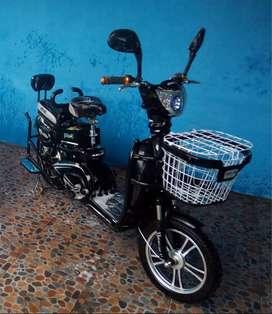 Sepeda listrik selly type 48V 12AH