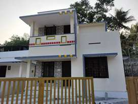 Pothencode near kazhakkutom ,4.25 cent ,3 bhk new house ,45 lakh