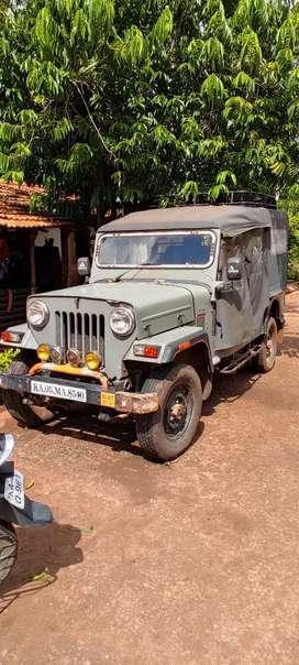 Mahindra Jeep 2003 Diesel 000000 Km Driven