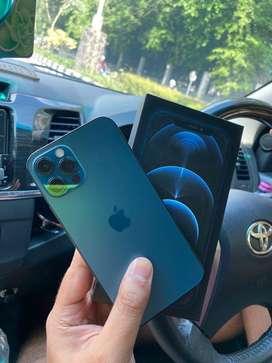 Iphone pro 128GB blue pasific