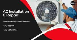 AC Installation, Repair & Service
