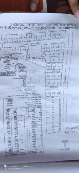 NATP plot 590rs/sqft. half area is also available.
