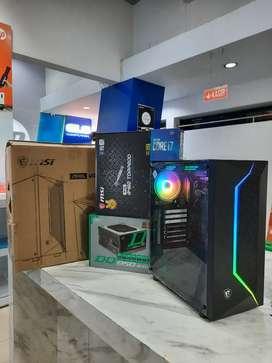 PC GAMING HIGH END CORR I7 GEN 10 RTX 3060
