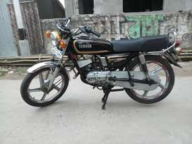 New condition Yamaha Rx Lifetime Tax paid. Smart Card papers ok .