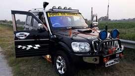 Thar gypsy bolero scorpio fenders bumpers grilles modified 4x4 show