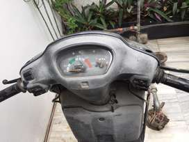 Well maintained activa