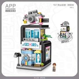 Mainan balok bangunan untuk anak (cod)