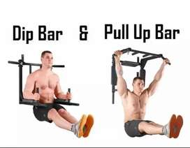 Five In One Wall Mounted Pull Up Bar Chin Up Bar