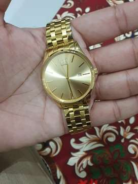CK Swiss Made K3M 231 All Stainless steel Water Resistant wrist Watch