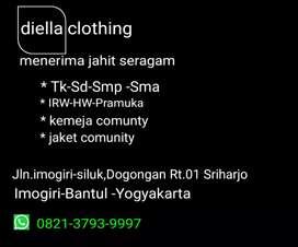 Diella clothing