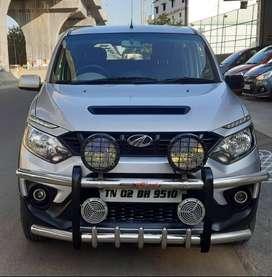 Mahindra NuvoSport, 2017, Diesel