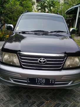 Kijang Krista th 2004 Warna Hitam