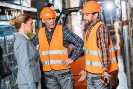 Company job full time apply in helper,store keeper,supervisor