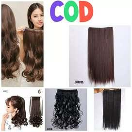 Hair Clip Murah bisa COD