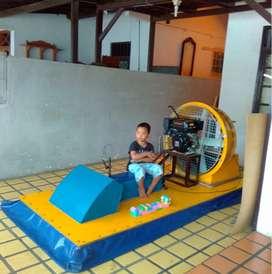 Hovercraft Untuk Anak, Kendaraan Amphibi Untuk Anak