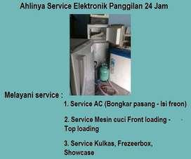 Jasa Perbaikan Kulkas 2pintu Mesin cuci SAMSUNG kompor tanam ARISTON