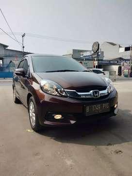 Hot Buyer Honda Mobilio E Manual 2015 Km 30Ribu Terima Langsung BBN