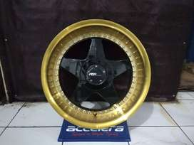 VELG MOBIL RACING CELONG JAZZ.BRIO VS H1929 HSR R17X85 95 H8X100-114,3