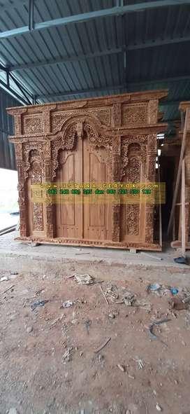 cuci gudang pintu gebyok gapuro jendela rumah masjid musholla yakin