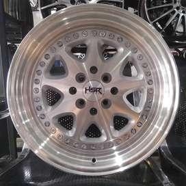 Velg R16 buat Avanza Xenia Jazz Brio Yaris Mazda Swift Ignis dll