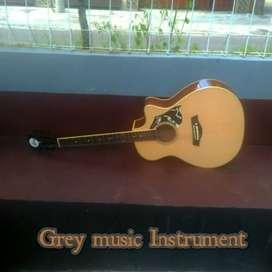 Gitar greymusik seri 218