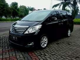 Toyota Alphard 2.4 S 2012 Premier Sound Facelift, Mantap, Murah, Istw