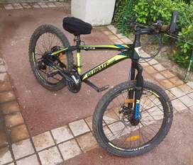KROSS GLOBATE GRANDE CYCLE WITH 18 GEARS 24 INCHES