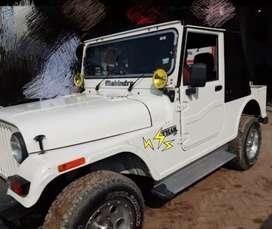 Mahinrda modified  ac jeep