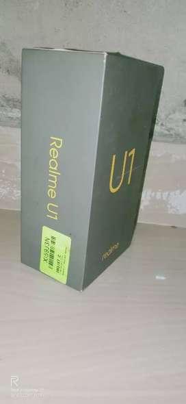 Realme u1 no damage urgent sell money problem,