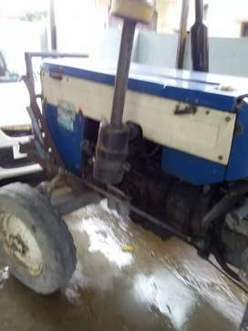 Tractor is for sell