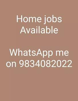 Weekly part time home base work for students