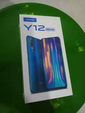 """ Vivo Y12 ram 3/32 Ready Murah Siap Cod Gondang"