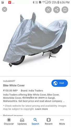 Bike cover for all bike and scooter