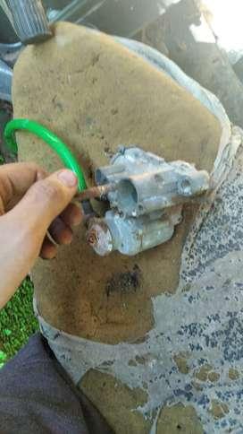 Carburettor of vespa