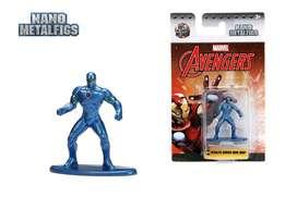 Jual Figure Jada Nano Mavel Avengers Stealh Armor Ironman
